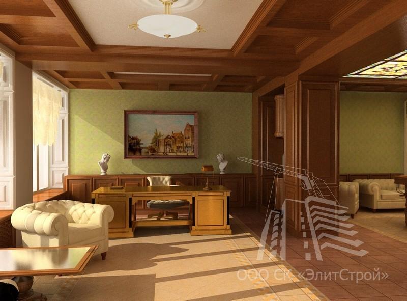 Проекты двухэтажных кирпичных домов и коттеджей
